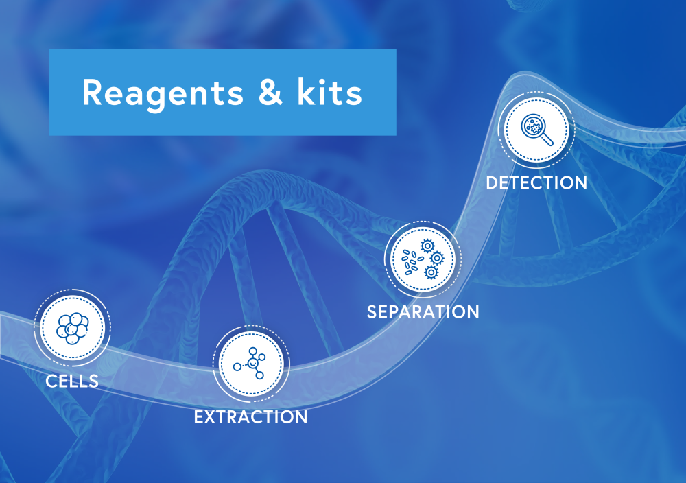 Reagents and kits
